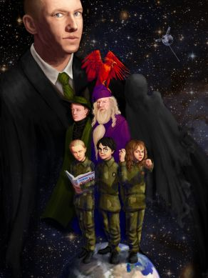 Harry Potter and the Methods of Rationality / Fan Fic - TV Tropes